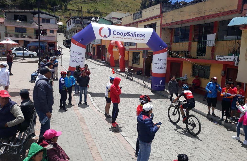 Mashallingo 6ta edición: Competencia de ciclismo
