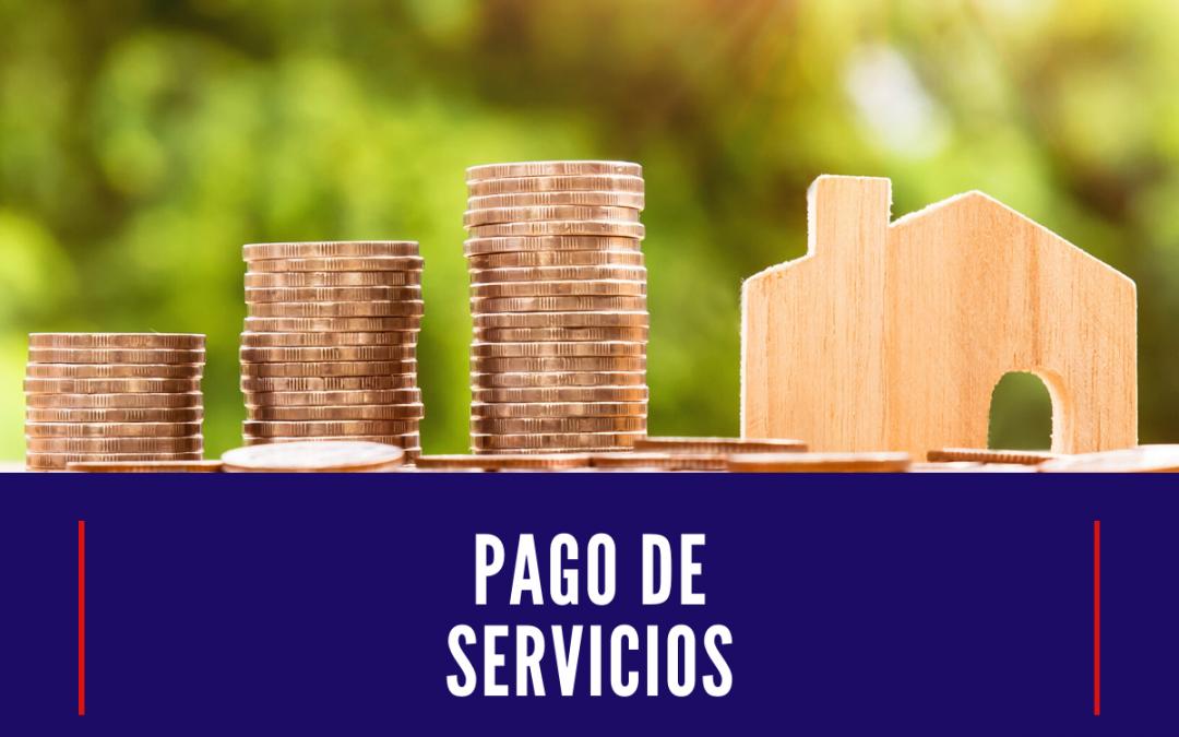¿Cómo pagar servicios electrónicamente?