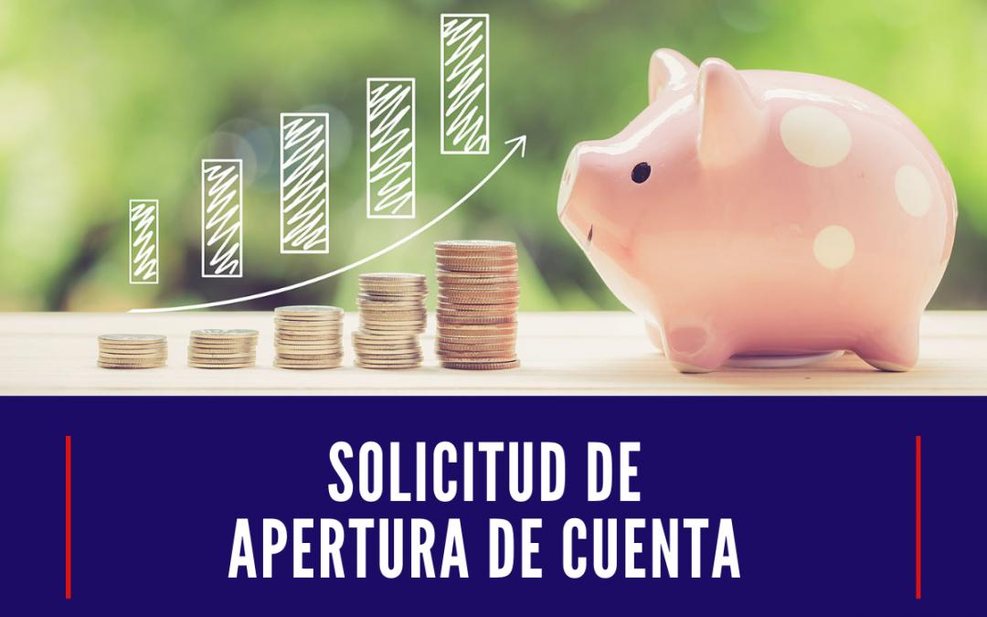 Solicitud de apertura de cuenta de ahorros | CoopSalinas